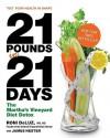 21 Pounds in 21 Days: The Martha's Vineyard Diet Detox - Roni DeLuz, James Hester, Hilary Beard