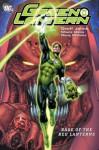Green Lantern, Vol. 7: Rage of the Red Lanterns - Geoff Johns, Ivan Reis, Mike McKone, Shane Davis