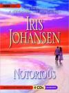 Notorious (Seidkhan, #17) - Iris Johansen, Angela Brazil