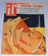 IF Worlds of Science Fiction, 1956 December (Volume 7, No. 1) - James L. Quinn, Charles L. Fontenay, Henry Slesar, Richard Wilson, Bryce Walton, Don Berry, Russ Winterbotham, Harry Warner Jr., Walther Riedel