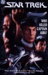 Star Trek: Who Killed Captain Kirk? - Peter David, Tom Sutton