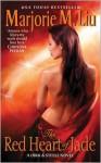 The Red Heart of Jade - Marjorie M. Liu