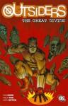 Outsiders Vol. 4: The Great Divide - Dan DiDio, Phillip Tan, Jonathan Glapion