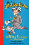William's Birthday and Other Stories - Richmal Crompton, Martin Jarvis