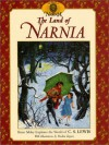 The Land of Narnia: Brian Sibley Explores the World of C. S. Lewis - Brian Sibley, Pauline Baynes
