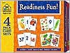 Readiness Fun!: Alphabet - Colors, Shapes & More - Numbers - Old Maid - School Zone Publishing Company