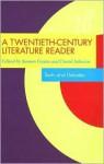 A Twentieth-Century Literature Reader: Texts and Debates - Suman Gupta, David Johnson