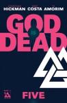 God Is Dead #5 - Jonathan Hickman, Di Amorim