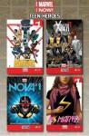 All-New Marvel Now Teen Heroes - Brian Michael Bendis, Jeph Loeb, G. Willow Wilson, Christopher Yost, Adrian Alphona, Stuart Immonen, Ed McGuinness, Marcus To