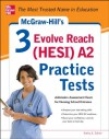 McGraw-Hill's 3 Evolve Reach (Hesi) A2 Practice Tests - Kathy Zahler