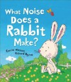 What Noise Does a Rabbit Make? - Carrie Weston, Richard Byrne