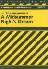 A Midsummer Night's Dream (Cliffs Notes) - Karin Jacobson