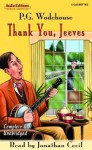 Thank You, Jeeves (Audio) - P.G. Wodehouse, Jonathan Cecil