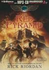 The Red Pyramid - Katherine Kellgren, Rick Riordan