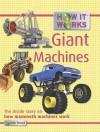 Giant Machines - Steve Parker, Alex Pang