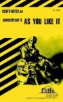 Cliffsnotes on Shakespeare's as You Like It - CliffsNotes, Tom Smith, Thomas Smith