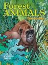 Forest Animals Dot-to-Dot - Victoria Garrett Jones