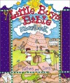 Little Boys Bible Storybook for Fathers and Sons - Carolyn Larsen, Caron Turk