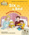 Six in a Bed and Other Stories. by Roderick Hunt, Kate Ruttle, Annemarie Young - Roderick Hunt