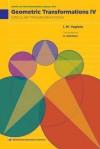Geometric Transformations IV: Circular Transformations - Isaak Moiseevich Yaglom, Abe Shenitzer