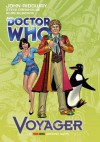 Doctor Who: Voyager - Steve Parkhouse, Alan McKenzie, John Ridgway