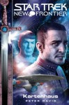 Star Trek - New Frontier 1: Kartenhaus (German Edition) - Peter David, Bernhard Kempen