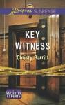 Key Witness - Christy Barritt