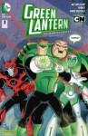 Green Lantern: The Animated Series #3 - Franco, Art Baltazar, Darío Brizuela