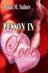 Lesson In Love - Susan M. Sailors
