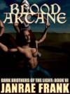 Blood Arcane - Janrae Frank