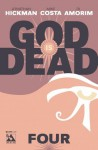 God Is Dead #4 - Jonathan Hickman, Di Amorim