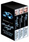 The Peachville High Demons series, Books 1-3: Beautiful Demons, Inner Demons, and Bitter Demons - Sarra Cannon