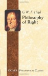 Philosophy of Right (Dover Philosophical Classics) - Georg Wilhelm Friedrich Hegel, S.W. Dyde, S. W. Dyde