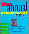 The Annual Manual for Girls: 365 Thoughts About the Important Things in Life - Amy Hanson