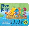 Five Speckled Frogs - Debbie Tarbett