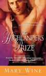 The Highlander's Prize - Mary Wine