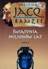 Ramzes: Świątynia Milionów Lat - Christian Jacq