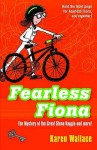 Fearless Fiona and the Mystery of the Great Stone Haggis (Read Alones) - Karen Wallace, Judy Brown