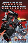 The Transformers Best of UK: Time Wars - Simon Furman, Jeff Anderson, Lee Sullivan