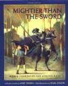 Mightier Than the Sword: World Folktales for Strong Boys - Jane Yolen, Raúl Colón