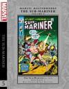 Marvel Masterworks: The Sub-Mariner Volume 5 - Roy Thomas, Allyn Brodsky, Sal Buscema, Ross Andru, Frank Springer