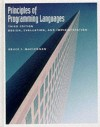 Principles of Programming Languages: Design, Evaluation, and Implementation - Bruce J. MacLennan