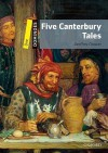 Dominoes, New Edition: Level 1: 400-Word Vocabulary Five Canterbury Tales - Geoffrey Chaucer