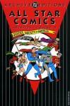 All Star Comics Archives, Vol. 8 - Gardner F. Fox, Robert Kanigher, John Broome