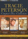 Tracie Peterson Collection: Shadows of the Canyon, Across the Years, Beneath a Harvest Sky - Tracie Peterson, Sandra Burr