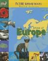 Atlas of Europe - Karen Foster, Rebecca Elliott, Rebecca Elliott, Ali Lodge