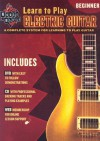 Beginner Electric Guitar: Learn to Play [With CD and DVD] - John McCarthy, Steve Gorenberg