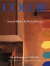 Color: Natural Palettes for Painted Rooms - Donald Kaufman, Taffy Dahl, Tina Freeman