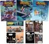 Boxcar Children Graphic Novels Set 2 - Shannon Eric Denton, Rob M. Worley, Christopher E. Long