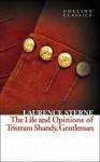 Tristram Shandy. Laurence Sterne - Laurence Sterne